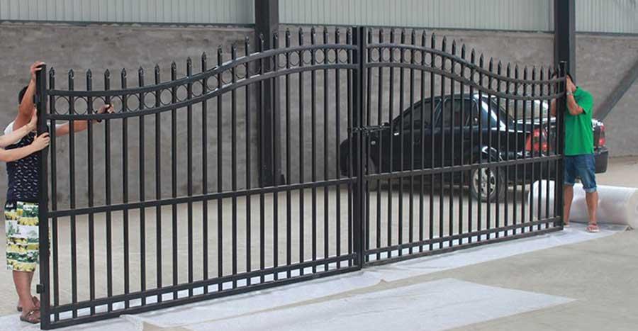 security-fencing