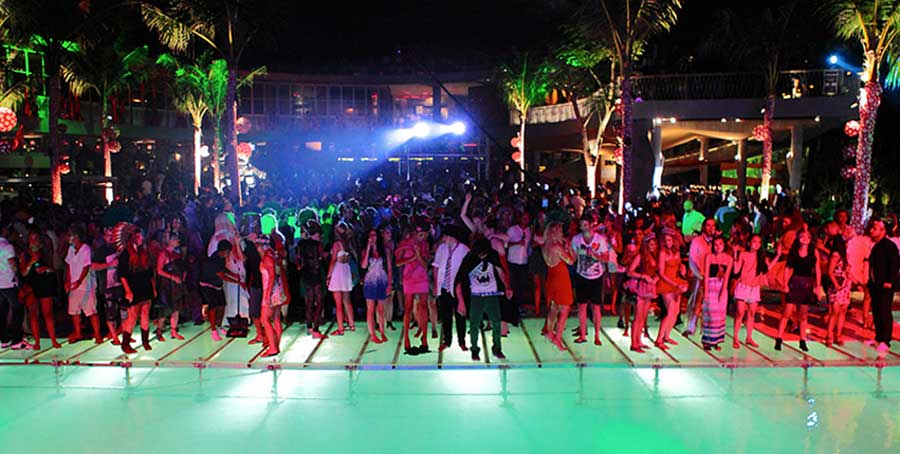 Where to Party the Night Away in Bali