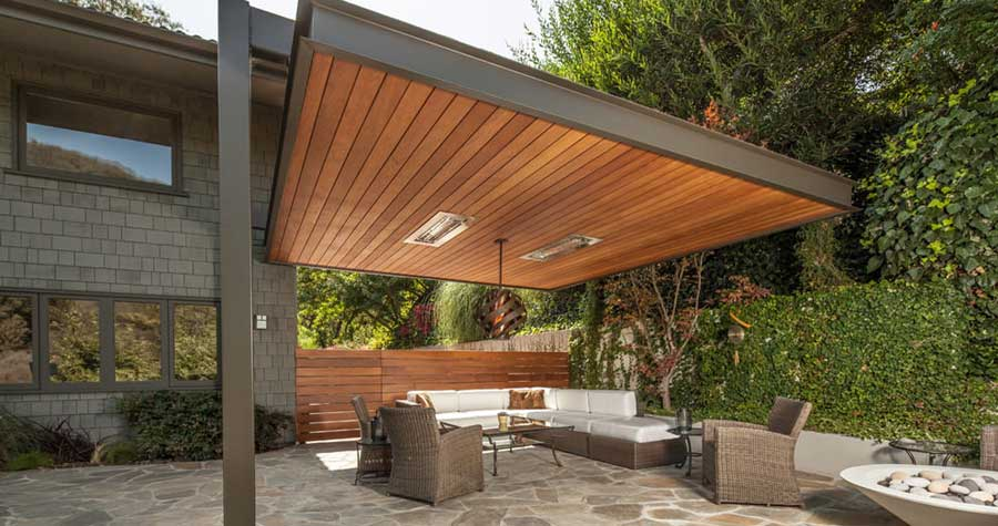 7 Different Roof Styles for Patios