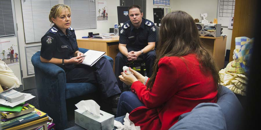 Can Police Issue Violence Restraining Orders?