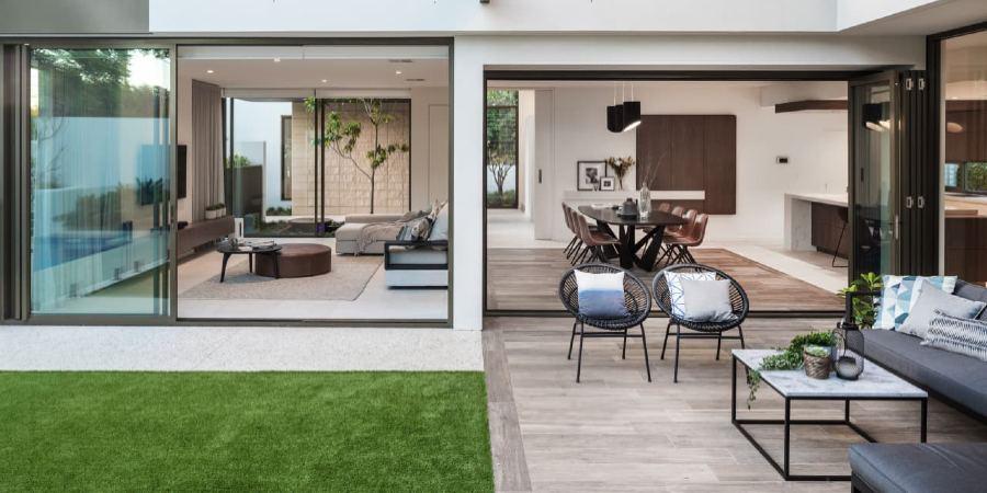 Create Indoor-Outdoor Flow