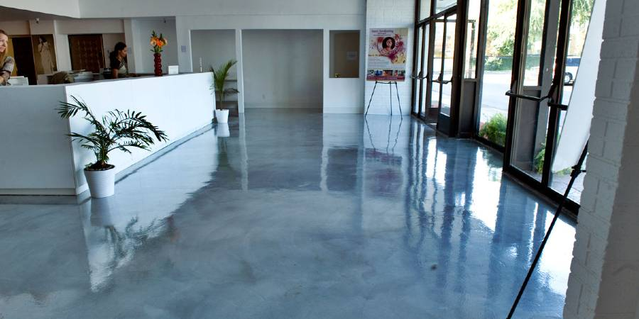 Choose Epoxy Floors